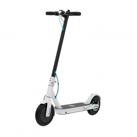 Scooter MS9 AIR - Patinete Eléctrico / White