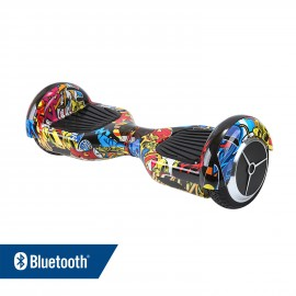 HoverBoard MR6 Urban Art Bluetooth