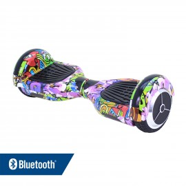 HoverBoard MR6 Wild Soul Bluetooth