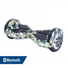 HoverBoard MR8 Jungle Commando Bluetooth