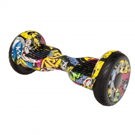 HoverBoard MRXL Urban Art