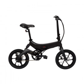 MR eBike Black