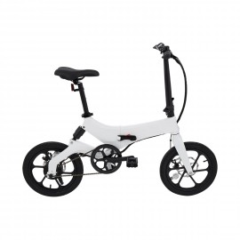 MR eBike White